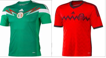 05723061f8 La Moda en el Fútbol Análisis del Cambio de los Uniformes De Fútbol en los  Mundiales de1998 al 2014