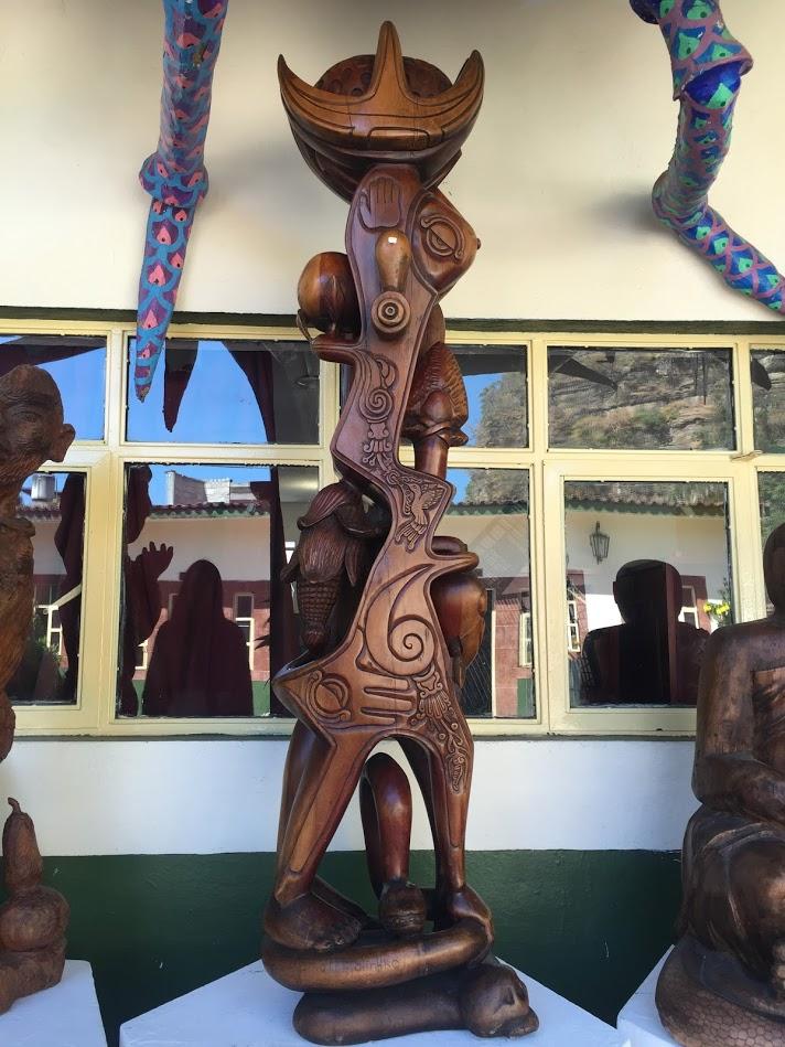 Artesanos de Malinalco. Un acercamiento a sus prácticas comerciales y sociales