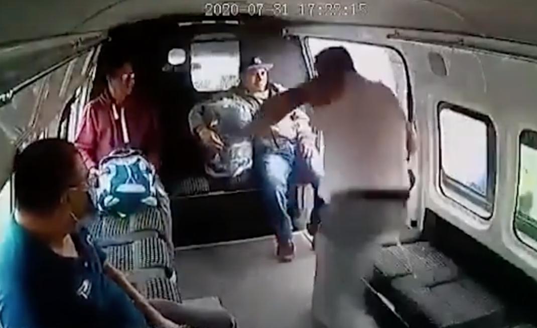Asaltos en Transporte Público de la ZMVM: Viralización y Normalización del Contenido Violento como Parte del Humor Mexicano en Facebook