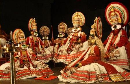 Theatre of India